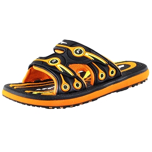 Kids Classic Slide: 7526B Orange (Size: T10-K1)