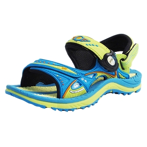 Kids Signature Sandal: 7611B N. Green (Size: T7.5-13.5)