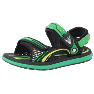 Classic Sandals for Kids: 8669B Green (Size: T10-K3)