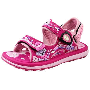 *New Arrival 4/15* Classic Sandals for Kids: 1611B Fuchsia (Size: T6.5-12.5)