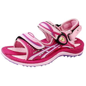 *New Arrival 5/10* Signature Sandals for Kids: 1617B Fuchsia (Size: T9.5-13.5)