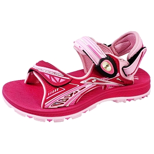 *New Arrival 5/15* Signature Sandals for Kids: 1627B Fuchsia (Size: K2-5.5)