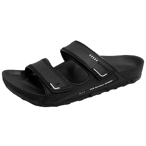 *New Arrival 5/15* Pirogue Orthopedic Slide: 1545 Black (Size: EU39-44)