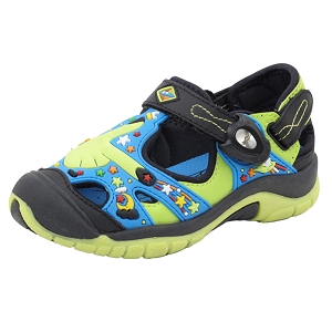 Kids Toe Guard: 5928B Blue Green (Size: T7.5-11.5)