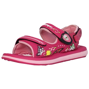 Classic Sandals for Kids: 7605B Fuchsia (Size: T8.5-12.5)