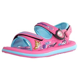 Classic Sandals for Kids: 7605B Hot Pink (Size: T8.5-11.5)