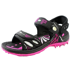 Signature Sandals for Kids: 7620B Hot Pink (Size: K1-6.5)