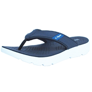 EVA Anti-Fatigue Thong: 8592 Navy White (Size: EU40-44)