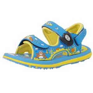 Classic Sandals for Kids: 8681B Yellow (Size: T6.5-12.5)
