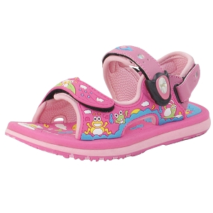 Classic Sandals for Kids: 8681B Pink (Size: T11-11.5)
