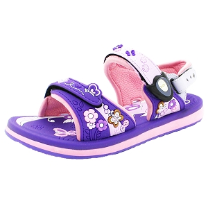 Kids Classic Sandal: 9204B Purple (Coming 2019)