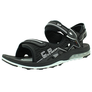 Air Max Snap Lock Sandal: 9272 Black (Coming 2019)