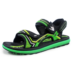 Classic Sandals for Kids: 0711B Green (Size: T10-K3)