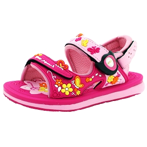 Classic Sandals for Kids: 9203B Fuchsia (Size: T8.5-12.5)