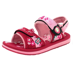 Classic Sandals for Kids: 9204B Fuchsia (Size: K13-4)