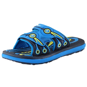 Classic Slides for Kids: 7526B Blue (Size: T10-K1)