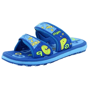 Classic Slides for Kids: 9012B Blue (Size: T10-K1)