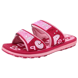 Classic Slides for Kids: 9012B Fuchsia