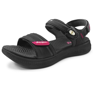 Eva Anti-Fatigue Cushion Sandal: 0755 Fuchsia (Size: Women 4.5-7)