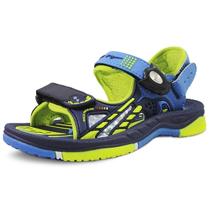 Signature Sandals for Kids: 0706B Navy (Size: T9.5-13.5)