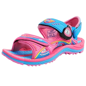 Signature Sandals for Kids: 7611B Pink (Size: T8.5-13.5)