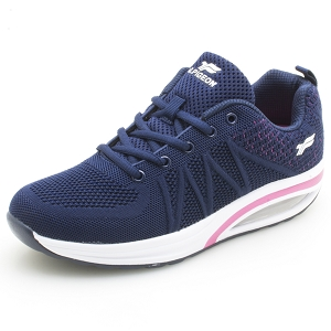Air Cushion Sneaker: 5889 Navy (Size: Women 5-9)