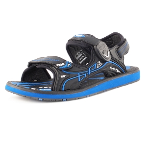 Classic Snap Lock Sandal: 6909 Blue (Men 7-7.5 & Women 8.5-9)