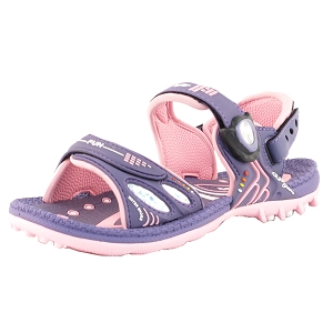Kids Signature Sandal: 7620B Purple (Size: K1-6.5)