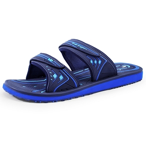 Classic Slide: 8548 Navy (Size: 42-44)