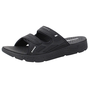 EVA Anti-Fatigue Slide: 8591 Black (Size: EU40-44)