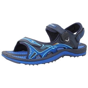 Signature Sandal: 8655 Navy Blue (Size: Men 8-12.5, Women 9.5-12.5)