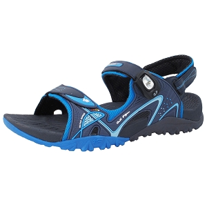 Ergonomic Sandal: 8661 Navy (Size: Men 7-12, Women 8-12)