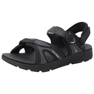 EVA Anti-Fatigue Snap Lock Sandal: 8693 Black (Size: EU40-44)