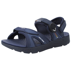 EVA Anti-Fatigue Snap Lock Sandal: 8693 Navy (Size: EU40-44)