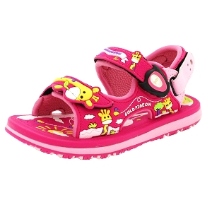Classic Sandals for Kids: 9214B Pink (Size: T6.5-12.5)