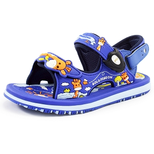 Classic Sandals for Kids: 9214B Royal Blue (Size: T6.5-12.5)