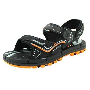 eb1078e9993d Water Release Snap Lock Sandal  9254 Orange (Size  EU40-44)