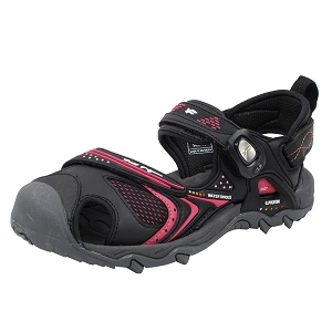Clearance: 5937-Black/Fuchsia (Size: Women 5.5-8)