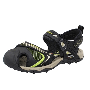 Clearance: 5937-Black/N.Green (Size: Men 11/11.5)