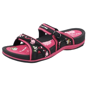 Ladies' Signature Slides: 6875 Fuchsia (Size: 5-9.5)