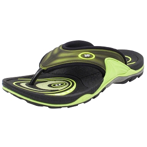 Air Cushion Flop: 6886 Neon.Green