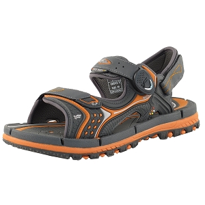 Water Release Sole: 6912 Grey/Orange (Size: Men 9-13)