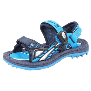 Signature Snap Lock Sandal: 6945B Blue
