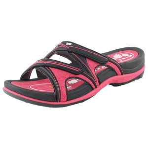 Ladies' Signature Slides: 7534 Fuchsia (Size: 5-9.5)