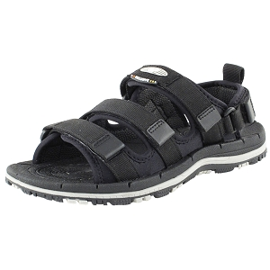 Simplus Sandal: 7656 Black (Size: Men 5-12, Women 6.5-13)