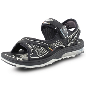 Air Max Snap Lock Sandal: 7678 Black (Size: EU36-44)
