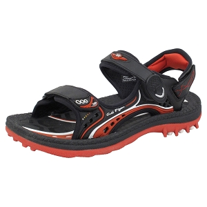 Clearance: 9150 Black Red (Size: K 5.5/6 & Women 7/7.5)