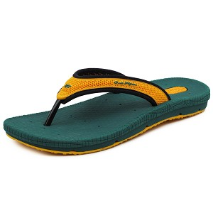 Simplus Thong: 5842 Green Orange (Size: EU41-43)
