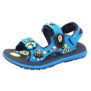 Classic Sandals for Kids: 6909B Blue (Size: T10-T11.5)