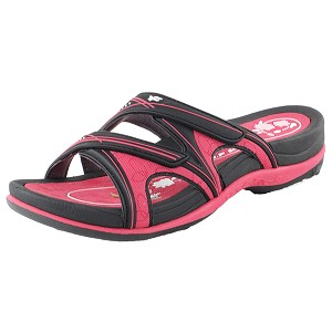 Womens Signature Slides: 7534 Fuchsia (Size: 5-9.5)